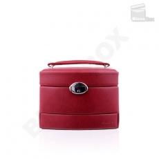 Boîte à bijoux Davidt's 367959 Rouge