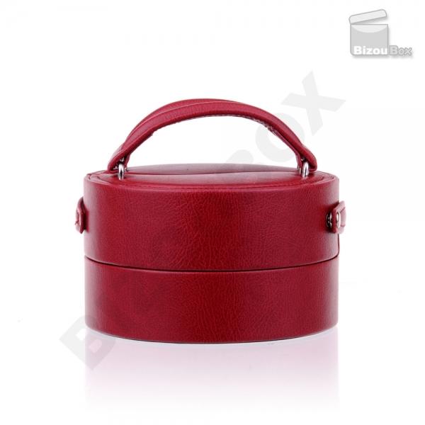 Boîte à bijoux Davidt's 367 133 Rouge