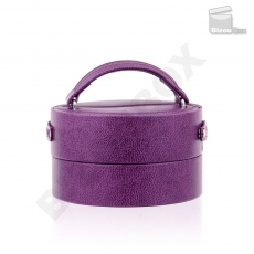 Boîte à bijoux Davidt's 367 133 Violet