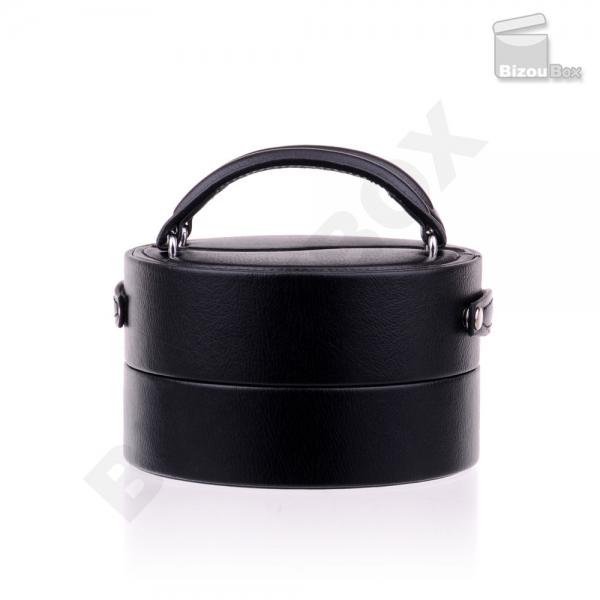 Boîte à bijoux Davidt's 367133 Noir