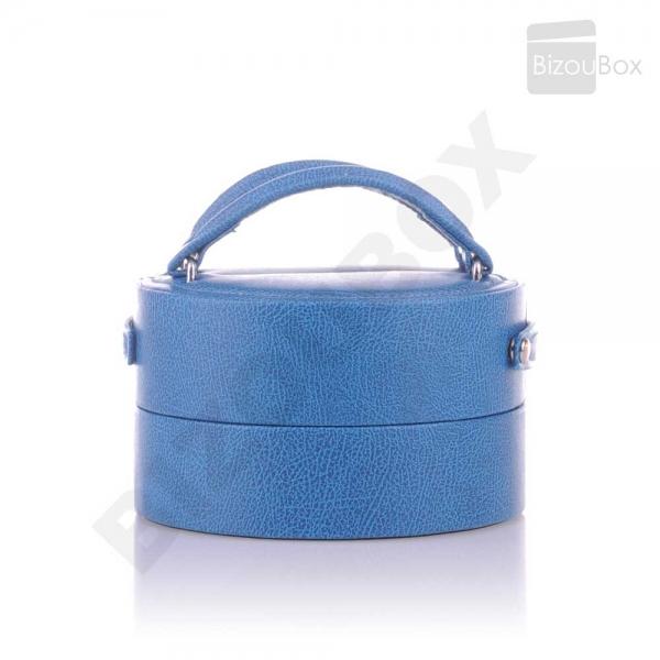 Boîte à bijoux Davidt's 367 133 Bleu