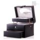 Boîte à bijoux Davidt's Essentials 355210 Noir