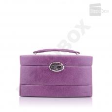 Boîte à bijoux Euclide - Davidt's 367 965 Violet