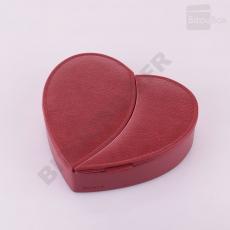 Coffret coeur Euclide Davidt's 367753.84A Rouge