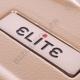 Elite Valise 100% Pure Polycarbonate 21027 Golden