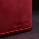"""Boîte à bijoux 338207 Davidt's """"Poussière d'étoile"""" Rouge"""
