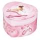 Boîte à musique Trousselier Ballerine Rose S30974