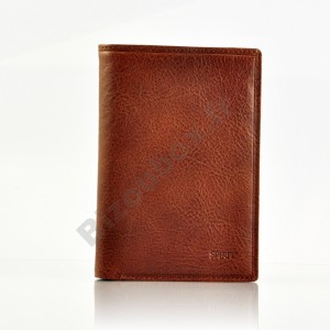 Portefeuille cuir Spirit 6805 marron