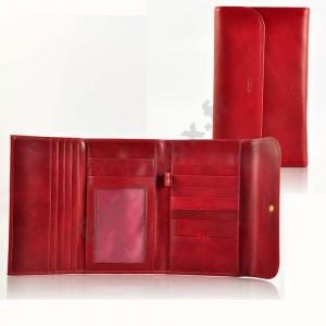 Portefeuille compagnon Spirit 6931 rouge