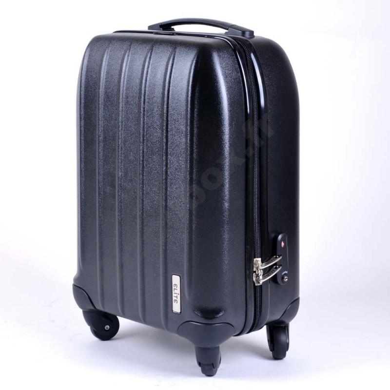 pas mal ab3b3 c7ef0 Valise trolley elite cabine 55cm noir