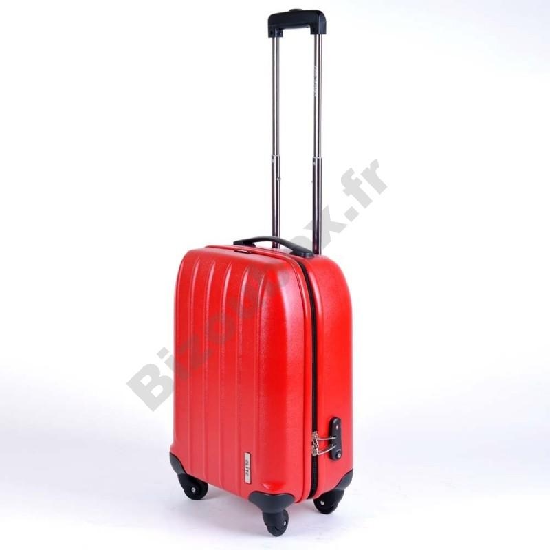 valise cabine elite trolley 4 rouelettes. Black Bedroom Furniture Sets. Home Design Ideas