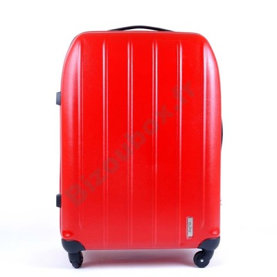 Valise trolley elite 75cm rouge