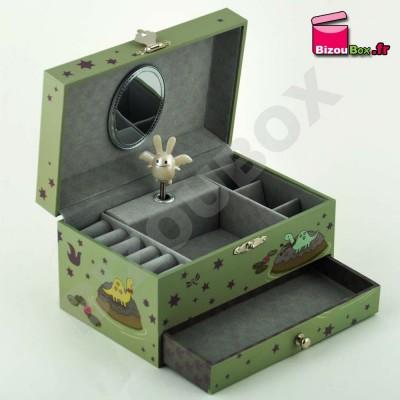 Boîte à bijoux musicale Trousselier  S60021